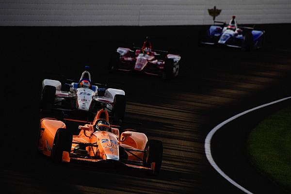 IndyCar Breaking news Alonso tegaskan tidak bermain aman dalam balapan Indy 500