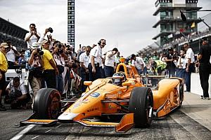 阿隆索直到四月才能测试迈凯伦Indy 500赛车