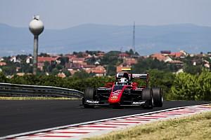 GP3 Reporte de pruebas Fukuzumi lideró el último día de test de GP3 en Hungría