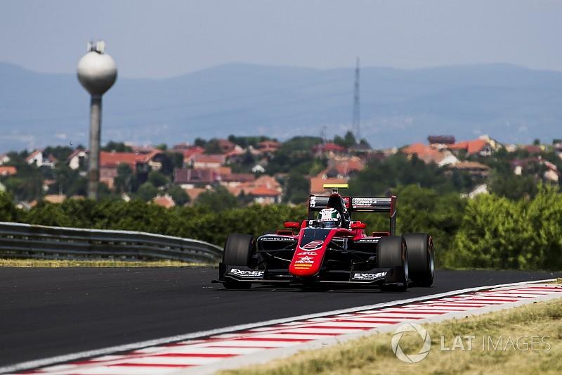 Hungaroring GP3 testi: Fukuzumi ikinci günde lider