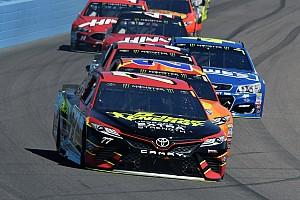 NASCAR Cup Breaking news Erik Jones enjoys