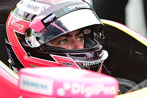 IndyCar Breaking news Harvey confirmed for Shank-Schmidt IndyCar entry in six races