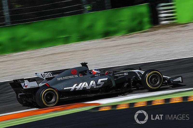 Pour Grosjean, Haas pourra rester dans la lutte en 2018