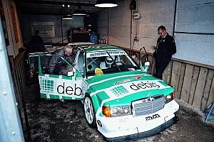 DTM Самое интересное Видео: Тото Вольф за рулем гоночного Mercedes 1991 года