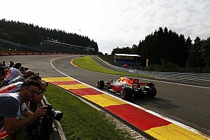 Формула 1 Новость Организаторы Гран При Бельгии подписали новый контракт с Ф1