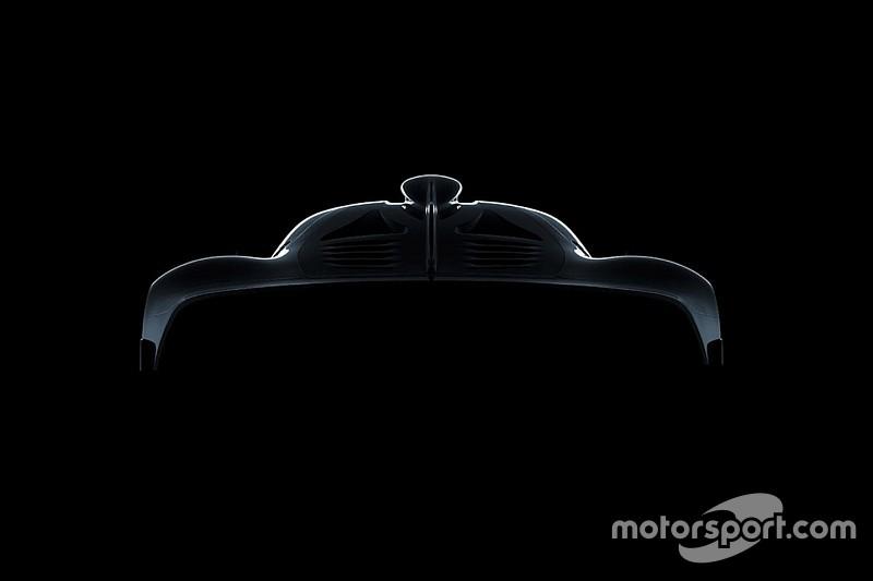 L'hypercar Mercedes-AMG baptisée