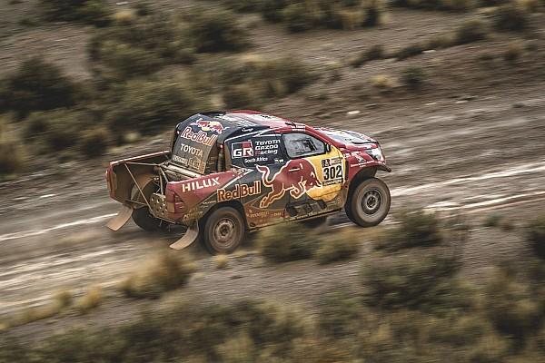 Dakar Dakar could mandate 4WD turbo petrol cars from 2019