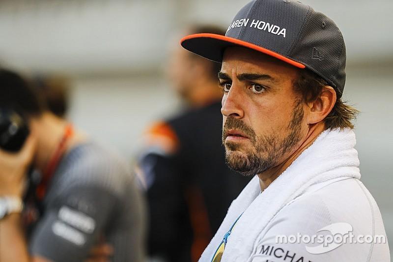 Алонсо натякнув на розрив з McLaren у 2018 році