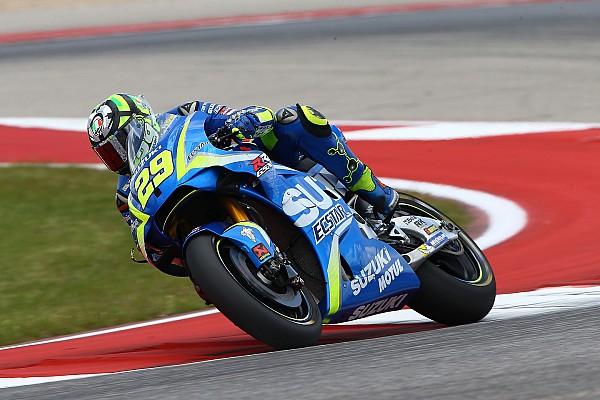 Andrea Iannone: Suzukis Erwartungen in der MotoGP-Saison 2017 zu groß