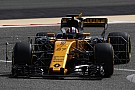 Formula 1 Renault brings new front wing to help cure race pace issues