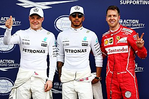 Formula 1 Qualifying report Australian GP: Hamilton takes first pole of F1 2017
