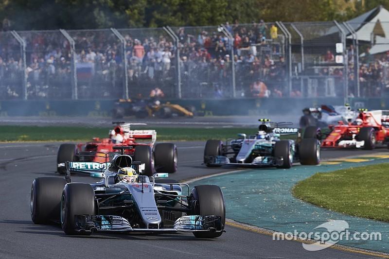 """La Fórmula 1 vuelve a ser """"auténtica"""""""