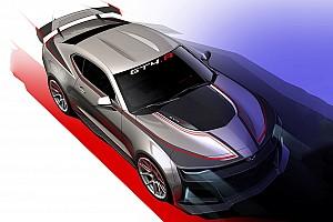 GT4 European Series Nieuws Deze Chevrolet Camaro GT4 zien we binnenkort op het circuit
