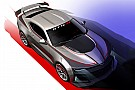 PWC Chevrolet unveils GT4-spec Camaro