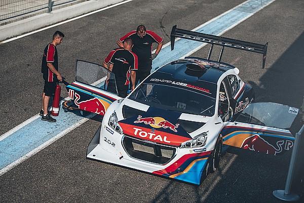 Le Sébastien Loeb Racing veut être