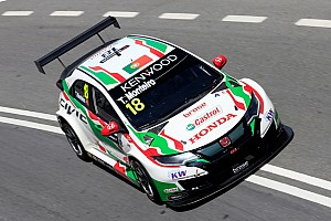 WTCC 2018: Monteiro möchte weiter für Honda fahren
