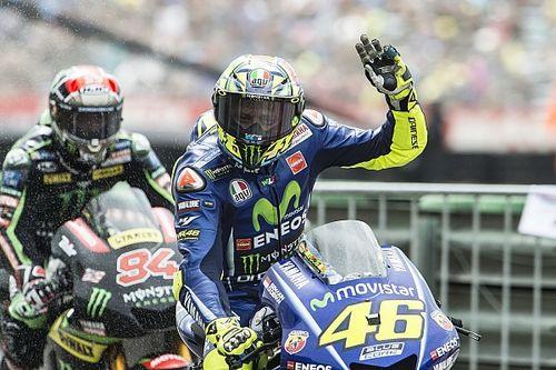MotoGP 2017 in Assen: Valentino Rossi triumphiert, Maverick Vinales stürzt