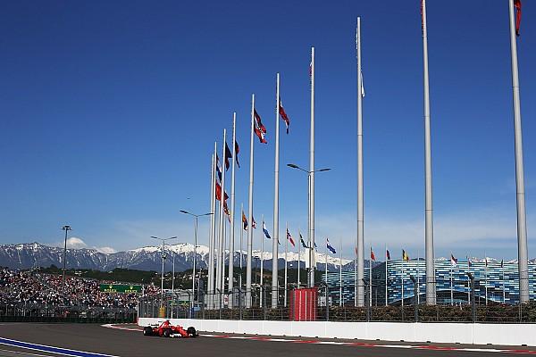 Formula 1 Live: Follow the Russian GP as it happens