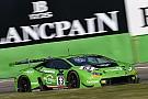 Blancpain Endurance Grasser Lamborghini s'impose lors de l'ouverture à Monza