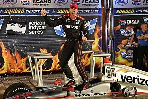 IndyCar 速報ニュース 【インディカー】テキサス:大波乱の戦いはまさかの結末。パワー優勝