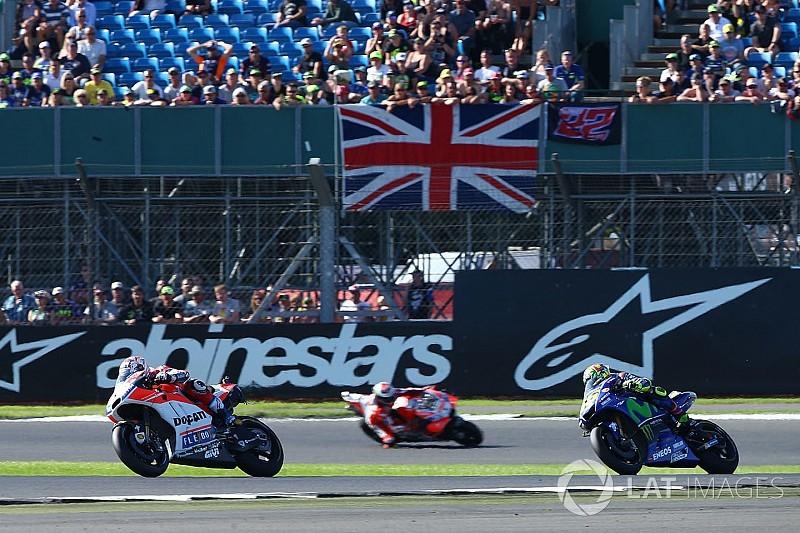 MotoGP in Großbritannien: Was gegen Donington gesprochen hat