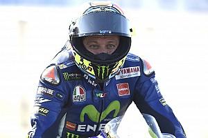 """MotoGP Nieuws Vader Rossi: """"Valentino had veel pijn tijdens fitheidstest"""""""
