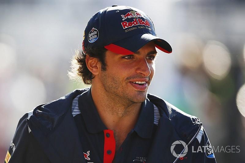 Sainz ne se sent pas prisonnier de ses liens avec Red Bull