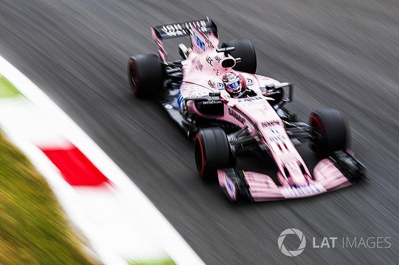 Force India desiste de ordens de equipe em Monza