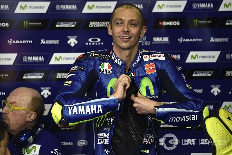 C'est décidé : Valentino Rossi va tenter de disputer le GP d'Aragón