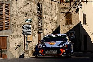 WRC Etappeverslag WRC Corsica: Eerste seizoenzege voor Neuville en Hyundai