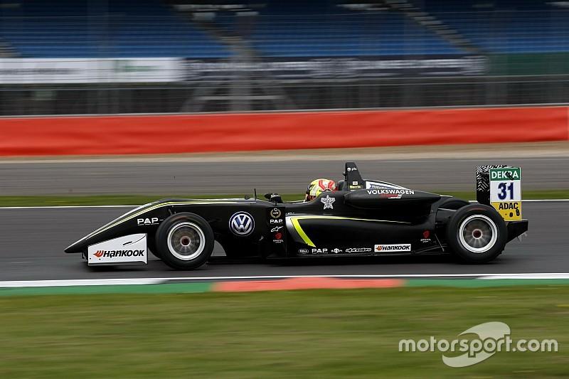 Mick Schumacher logra 12º en clasificación en la F3 Europa