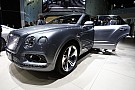 Automotive Bentley Bentayga to take on Pikes Peak Hill Climb