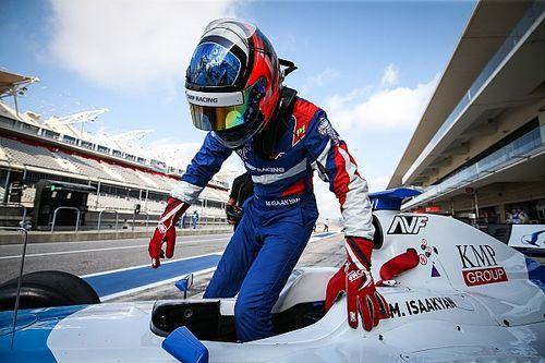 Bahrain F3.5: Isaakyan on pole, Fittipaldi fourth