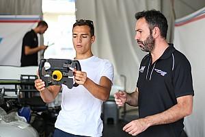 FIA F2 Nieuws Palou maakt Formule 2-debuut in Jerez