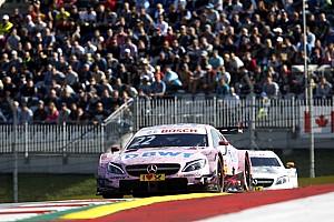 DTM Breaking news Mercedes retains four drivers for farewell DTM season