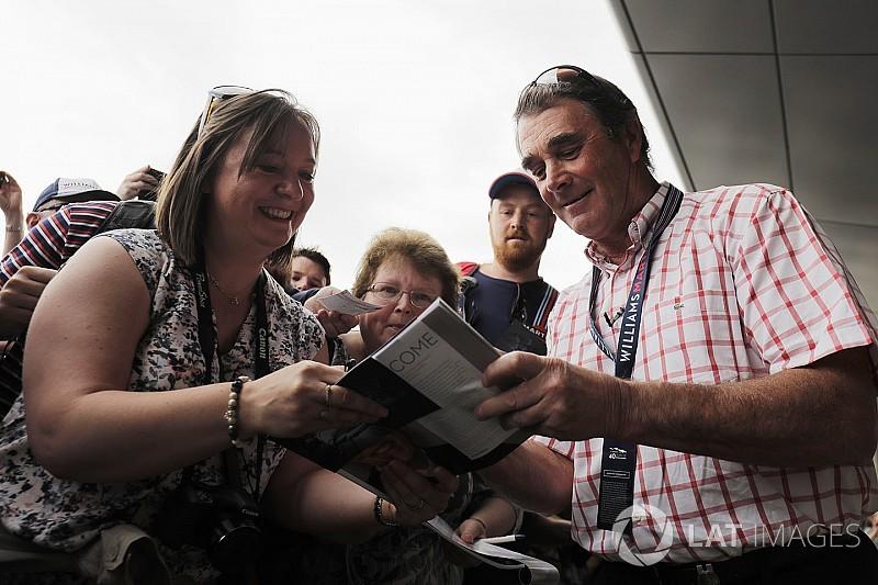 Nigel Mansell cree que Alonso puede ganar más títulos