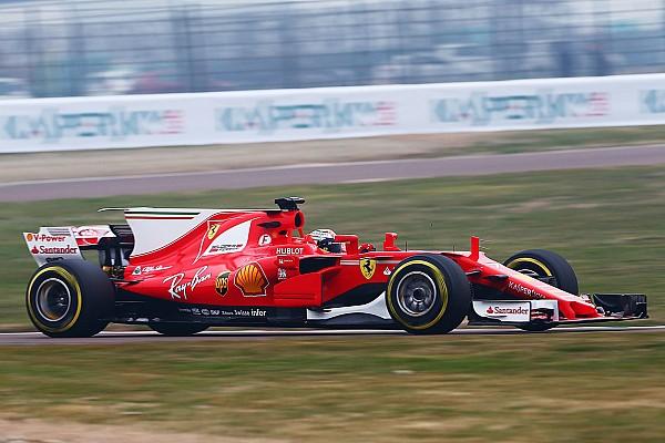 Новая машина Ferrari показалась Райкконену похожей на старую