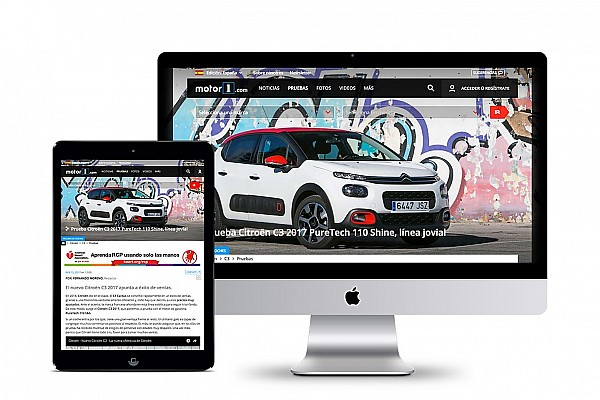Special projects Motorsport.com news Motor1.com launches Spanish language edition