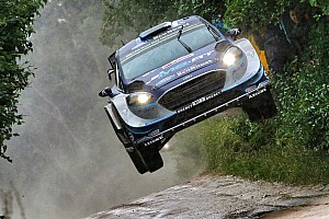 WRC Resumen de la fase Los líderes encuentran problemas en Polonia