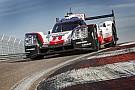 Porsche представила машину LMP1 2017 года
