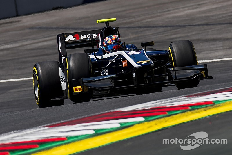 Red Bull Ring F2: Markelov wins, Leclerc collides with teammate