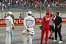Mercedes pilotları: Vettel'i yavaşlatmanın anlamı yok