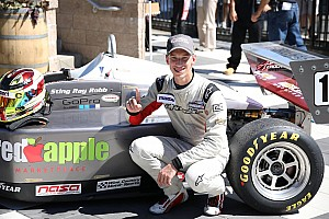 Pro Mazda Breaking news Robb signs with World Speed Motorsports team for 2017