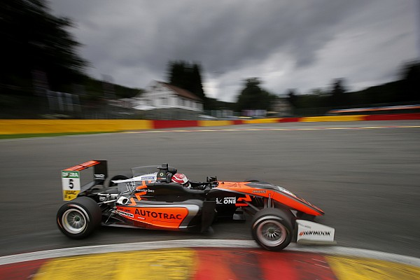 F3 Europe Pedro Piquet relembra tentativa de ultrapassagem na Holanda