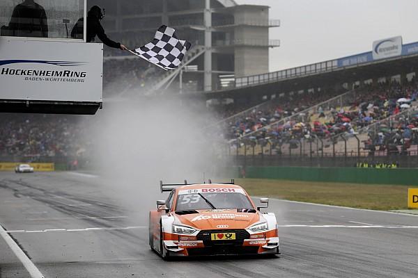 DTM 比赛报告 DTM霍根海姆揭幕战:梅赛德斯和奥迪迎开门红,奥亚和格林各获一胜