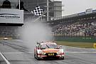 DTM Hockenheim DTM: Green cezaya rağmen Pazar yarışının galibi