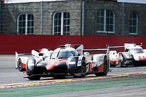 WEC Reporte de la carrera Toyota logra doblete en Spa dentro del WEC
