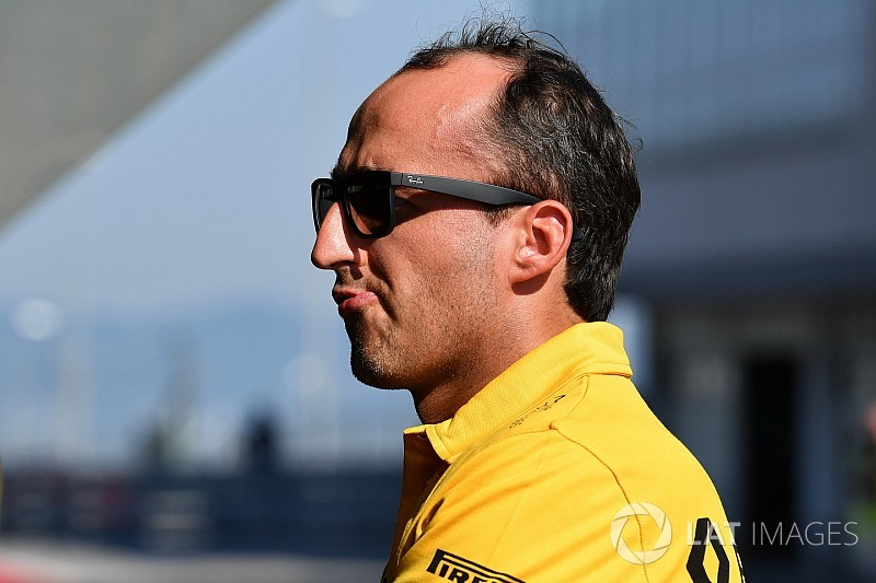 Em meio a incertezas, Kubica prega paciência sobre futuro