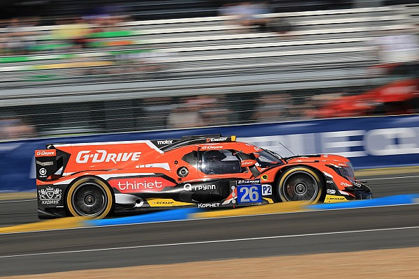 WEC Rusinov gets severe Nurburgring penalty for Le Mans crash