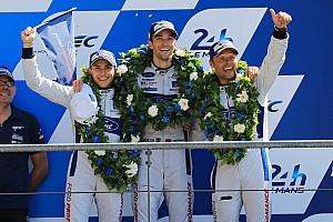 Le Mans Últimas notícias Derani comemora 2º na LMGTE-Pro: